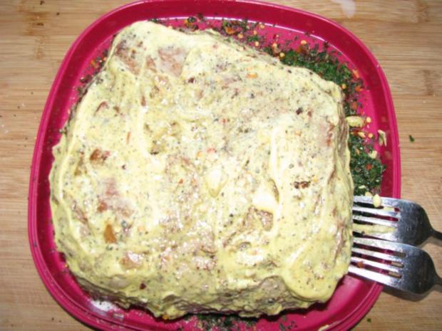 Fleisch: Roastbeef im Kräutermantel mit NT-Methode - Rezept - Bild Nr. 3