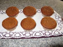Lebkuchenmuffins - Rezept