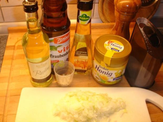 Honig- Nuss- Vinaigrette - Rezept - Bild Nr. 2