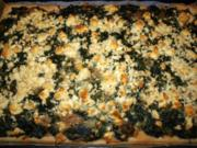 Sardische Spinattorte         (Torta spinata alla sardo) - Rezept