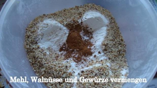 Walnussplätzchen - Rezept - Bild Nr. 3