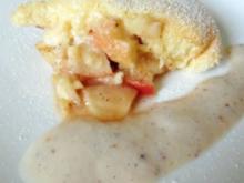 Bratapfel Clafoutis - Rezept