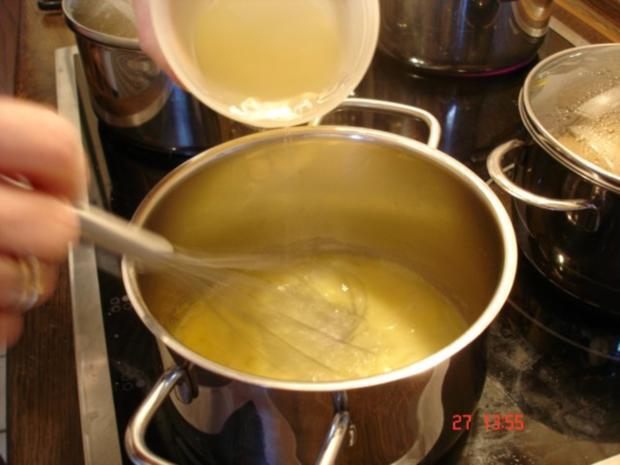 Raucherfleisch mit Sauerkraut und Salzkartoffeln - Rezept - Bild Nr. 9