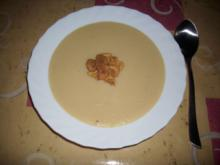 Knoblauchsuppe - Rezept