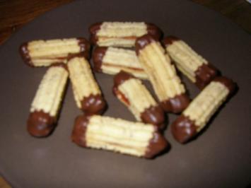 Wiener Stangerl - Rezept