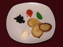 Russische Blini (Moritz A. Sachs) - Rezept