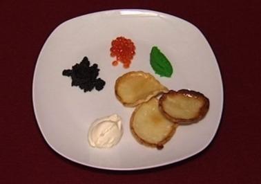 Rezept: Russische Blini (Moritz A. Sachs)