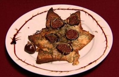 Weihnachtliche Düfte - Walnussbrot und Feigenpizza (Nicole Belstler-Boettcher) - Rezept