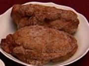 Zwetschgenpavesen und feuchter Dattelpudding (Patrick Lindner) - Rezept