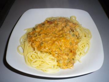 Spaghetti mit Vongole - Rezept