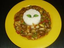 Champignon-Curry - Rezept