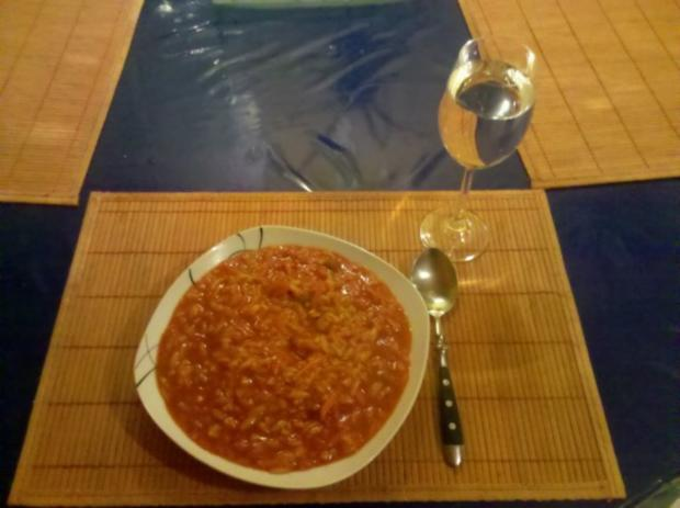 Suppe: Single-Suppe - Rezept