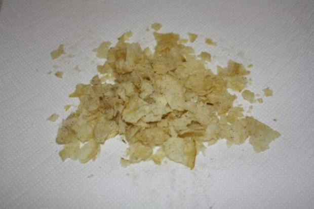 Crunchy scrambled eggs - Rezept - Bild Nr. 4