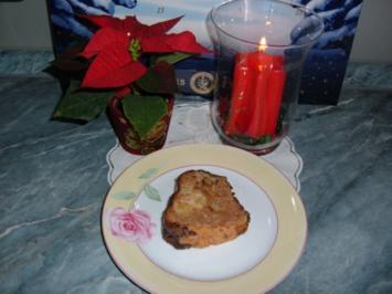 Kuchen : Apfel- Gugelhupf - Winter - Rezept