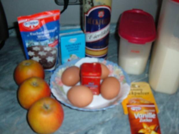 Kuchen : Apfel- Gugelhupf - Winter - Rezept - Bild Nr. 3