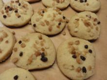 Kekse:  VANILLE-KARAMEL - HEIDESAND - Rezept