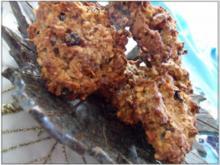 Dattel-Lebkuchen mit Haselnüssen - Rezept
