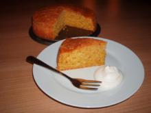 Süßkartoffelkuchen - Rezept