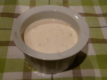 Sour cream Dip - Rezept - Bild Nr. 1649