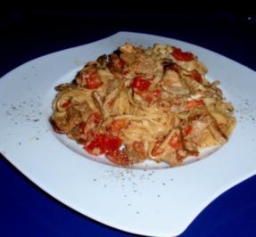 Steinpilz-Pasta - Rezept