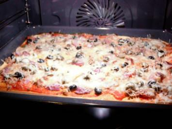 Pizza mal anders - Rezept
