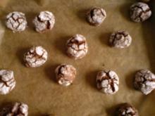 Schokoladen-Sünden-Plätzchen - Rezept