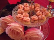 Pralinen: Weiß-rosa Kokostraum - Rezept