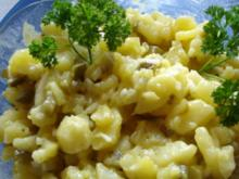 Kartoffelsalat nach Irene - Rezept
