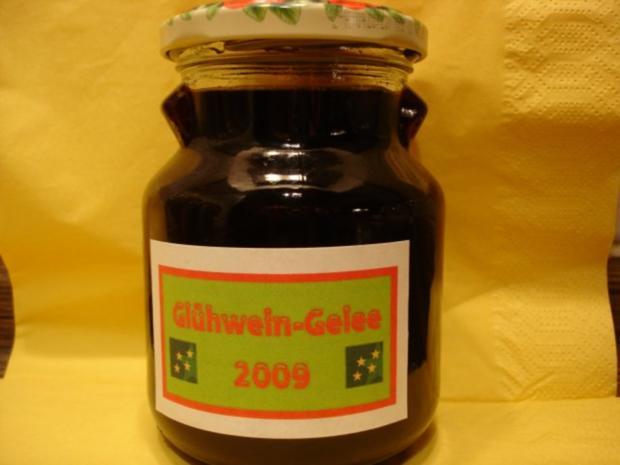 Glühwein-Gelee - Rezept - Bild Nr. 2