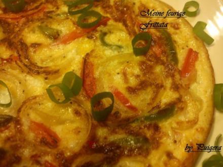 Feurige Frittata - Rezept