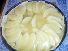 Apfel-Riesling-Kuchen - Rezept