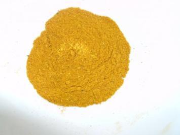 Curry Gewürzmischung - Rezept
