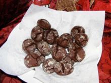 Schokoladenplätzchen - Rezept