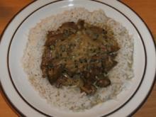 Fleisch: Hähnchenleber-Ragout - Rezept