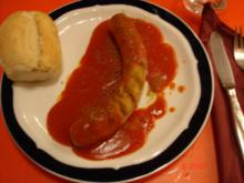 Curry - Bratwurst - Rezept