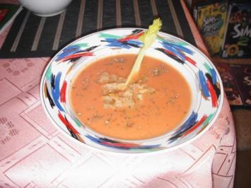Tomatensuppe a la Pati - Rezept