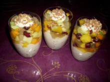 Früchte-Vielfalt - Rezept
