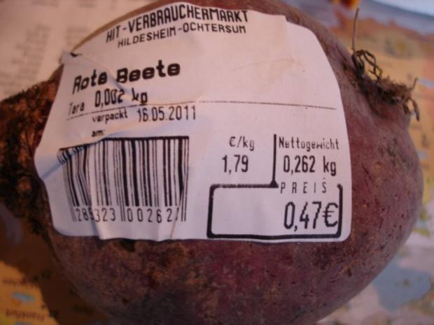 Rote Bete - Rezept - Bild Nr. 2