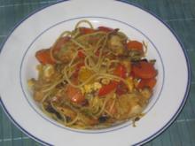 Chin Cha Chua Bang - Rezept