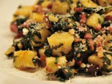 Adventskalender 4. Tag: Gnocchetti di Patate - Rezept