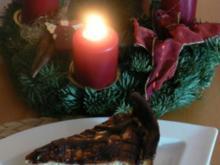 weihnachtlicher Mandarinen-Schmandkuchen - Rezept