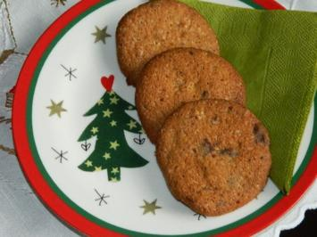 Advent Cookies - Rezept