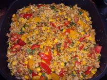 WW Reispfanne - Rezept