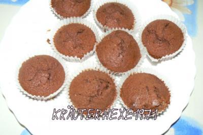 Kinderpunsch-Spekulatius-Muffins - Rezept