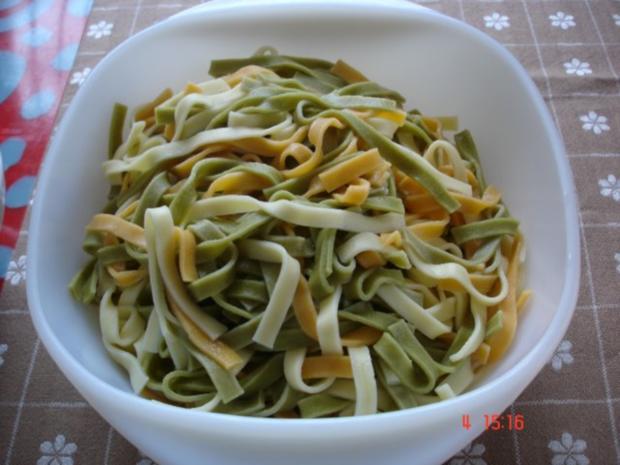 Gorgonzola-Sauce mit Nudeln - Rezept - Bild Nr. 23