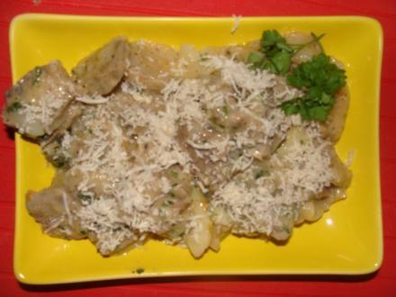 Salat : Bayr. Rindfleischsalat mit Meerrettich - Rezept
