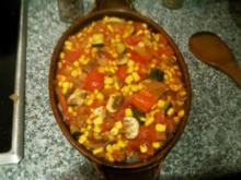 Fischtöpfli Mexico - Rezept