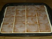 Keks-Schnitten - Rezept