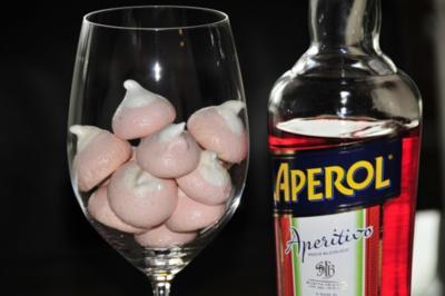 Adventskalender 5. Tag: Nikolaus Aperol Spritz - Rezept