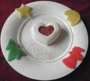 Rezept: ♥ Herzliche Weihnachtsgrüße ♥